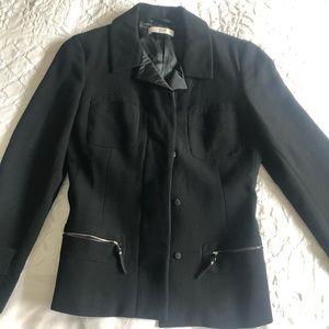 PRADA 100% Virgin Wool Jacket